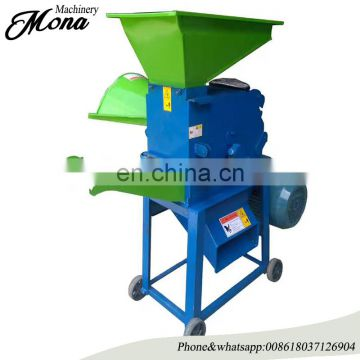 Motor drive grass crop agricultural feed grinder/hay cutter/farm hay equipment