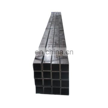 astm a500 square steel pipe