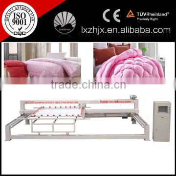 HFJ-25B2426 single head computerized mattress quilting machine,second hand quilter