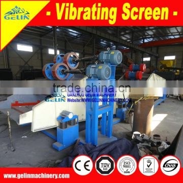 Wet Vibrating Screen