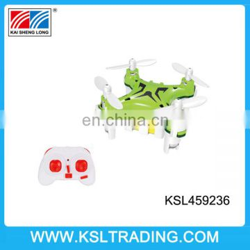 2.4G mini drone quadcopter toy for sale three color mix