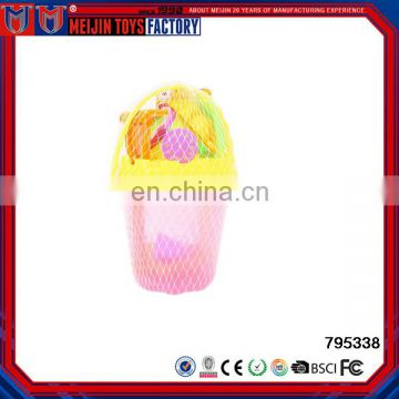 Colorful beach pretend play toy funny toy made in China