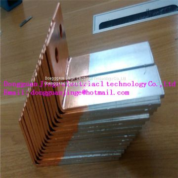 Cheap price thin copper aluminum transition joint