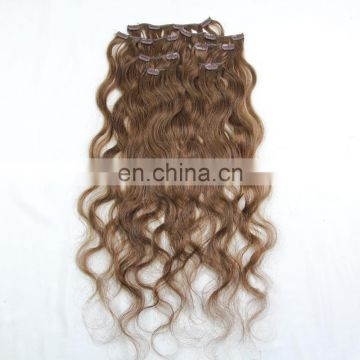 Youth Beauty Hair Factory Price Wholesaler Brazilian Hair 8A Grade Clip In Virgin Remy Hair Extensions