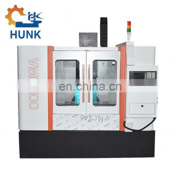 China mini 3 axis cnc milling machine price VMC460L high quality precision  vertical machine center