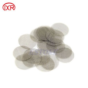500 micron stainless steel weave type ss304 filter wire mesh smoking pipe filter wire mesh