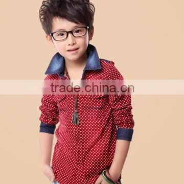 2014 New Fashion Boy T-shirts Kids Shirts