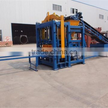 Full automatic professional large concrete block molds for sale