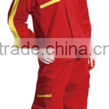 2015 Petroleum Oil Field Workwear High Quality Custom-made Shell Workwear Suit For Women