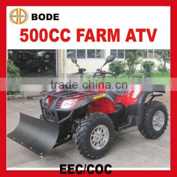 Factory Specialize production 500cc 4 wheel utility atv farm vehicle                                                                         Quality Choice