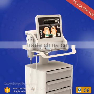 Factory supply best rf face and neck lift machine for home or salon use non  surgical face lift machine