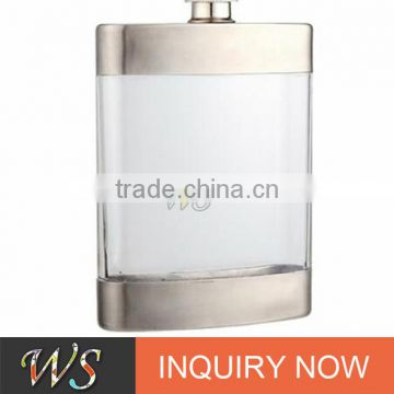 WSJJYY046stainless steel hip flask/ liquor flask /drink pot