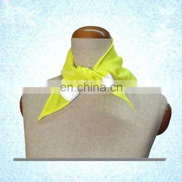 Factory Direct Sale High Visibility Fashion Reflective Scarf/Scarves