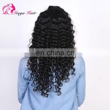Hot Selling Factory Price Undetectable human hair full lace wig