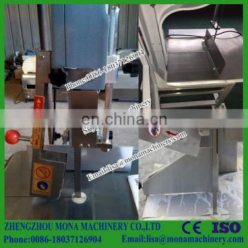 Frozen mutton beef pig fish meat cutting bone saw machine
