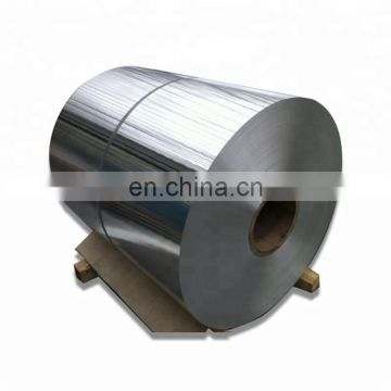 NO.4 Finish Surface 202 SS cold rolled stainless steel Coil Price