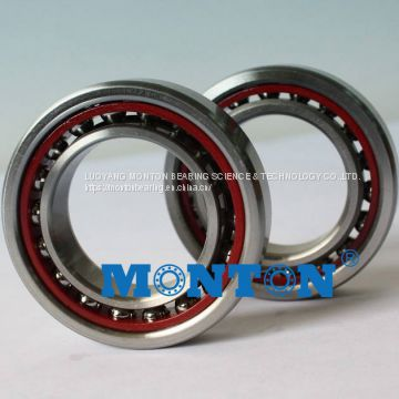 7205CTYNSULP4 25*52*15mm Angular Contact Bearings Super Precision Spindle Bearings