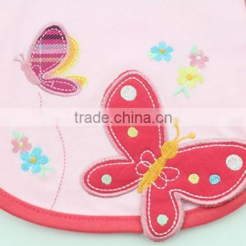 Hot selling promotion best gifts wholesale baby bibs newborns custom design baby bibs cotton