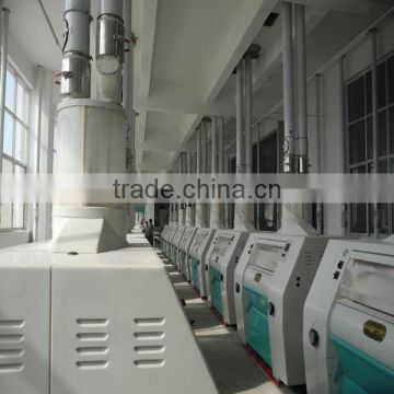Corn Flour Mill Plant