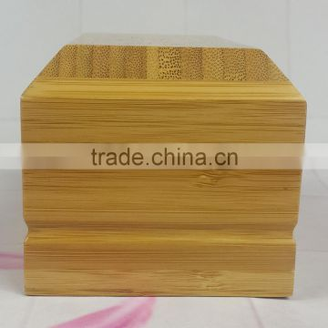 wholesaler Bamboo urns for human or pets ashes with competitive price