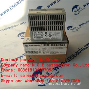 Allen Bradley 1756-RM2XT MADE IN US- NEW PLC ,DCS TSI SYSTME SPARE PARTS IN STOCK-CHINESE SUPPLIER NSE AUTOMATION -Bruce