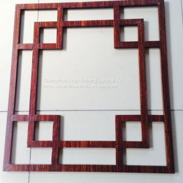Aluminum Panel Decorative Hot Sell Laser Cutting