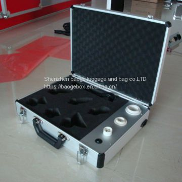 Flight Case With Dj Work Table White  Flight Case  Custom Logo