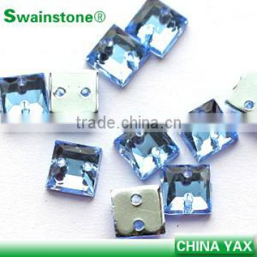 0301L China manufacturer sew on rhinestone, China factory sew on crystals, sew on beads for apparel