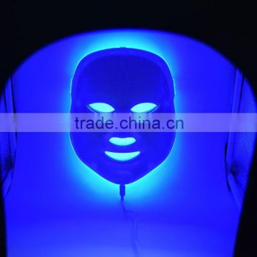 New!Red Blue Green 3 Color Led Skin care Light Pdt Skin Rejuvenation Facial Mask Led Light Skin Therapy