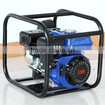 Portable 4-stroke air cooled 3 inch gasoline water pump