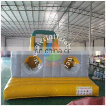 15M inflatable obstacle course/2017 newest design obstacle course