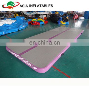 Inflatable Air Tricking / Gym Inflatable Air Mattress Play on Floor