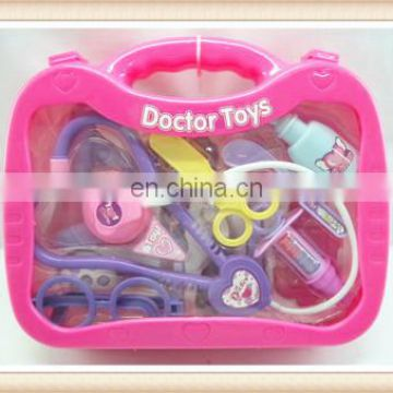 New product Plastic kids pretend hospital play doctor set toy
