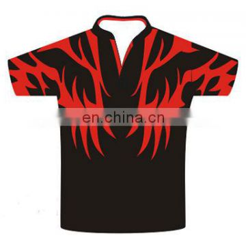 custom sublimated rugby jersey/shirts