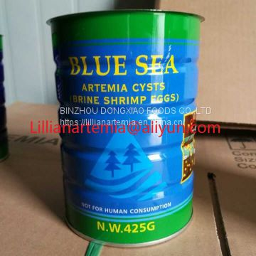 Fish Feed Manufacturer Supply Dried Artemia Cysts