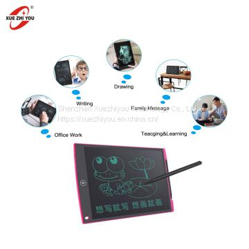 Drawing Toys LCD Writing Tablet Erase Drawing Tablet Electronic Paperless LCD Handwriting Pad Kids Writing Board 8.5''