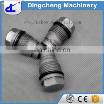 Pressure relief valve 1110010017 for Gold and silvery