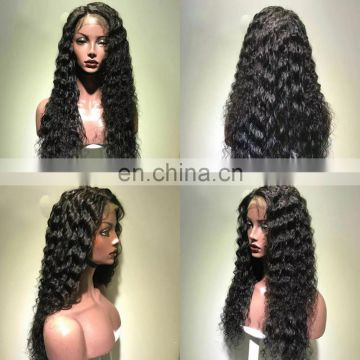 natural hairline pre sew wig hand madet Brazilian Hair drop shipping lace wig