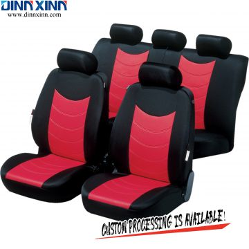 DinnXinn Toyota 9 pcs full set cotton waterproof back car pet seat cover for dogs trading China