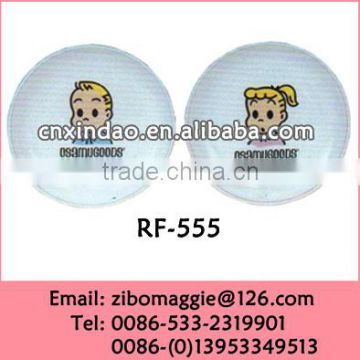 China Made Wholesale Kids Ozone Generator Ceramic Plate for Tableware