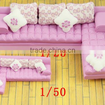 new model sofa sets, model pink sofa in modern living room sofas, WJ ...
