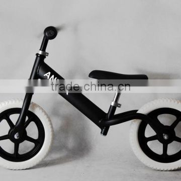 2017 cheap hot sale kid running bike educational product sliding bicycle