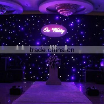 Fireproof wedding backdrop decoration