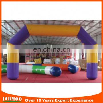Outdoor commercial christmas inflatable arch