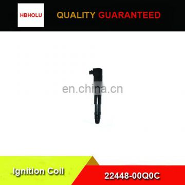 Car Ignition coil 22448-00Q0C 22448-00Q0A 22448-00Q0B for Renault Opel