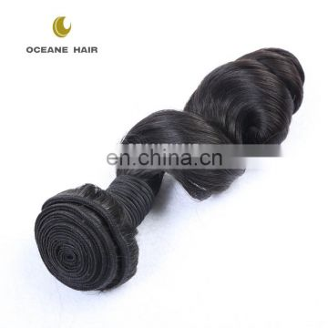 Luxury high quality best grade loose wave asian products wholesale brazilian virgin hair extension