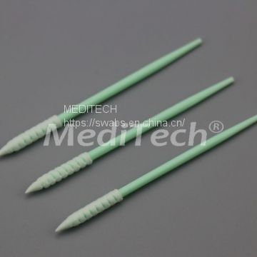 ESD SAFE CLEANING SWABS FOR CAPACITORS CLEANING