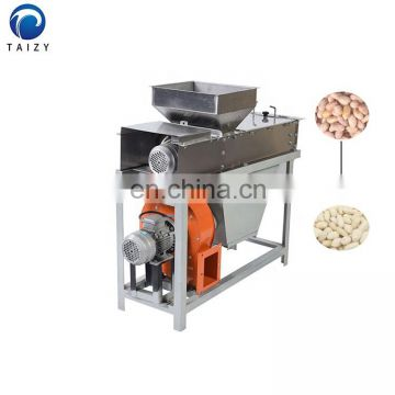 Home use Dry type peanut skin shell machine