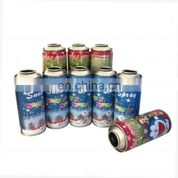 Wholesale spray aerosol can with diameter 52mm 100ml 200ml empty  aerosol can from guangzhou