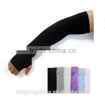 Uv Protection Hand Cover Arm Sleeves Sports Driving Golf Cooling Cool Cover Sun